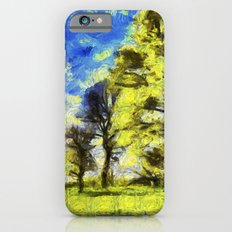 English Summer Farm Van Gogh iPhone 6s Slim Case