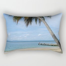 Isle of San Blas PANAMA - the Caribbeans Rectangular Pillow