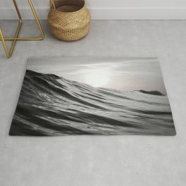 Motion of Water Rug