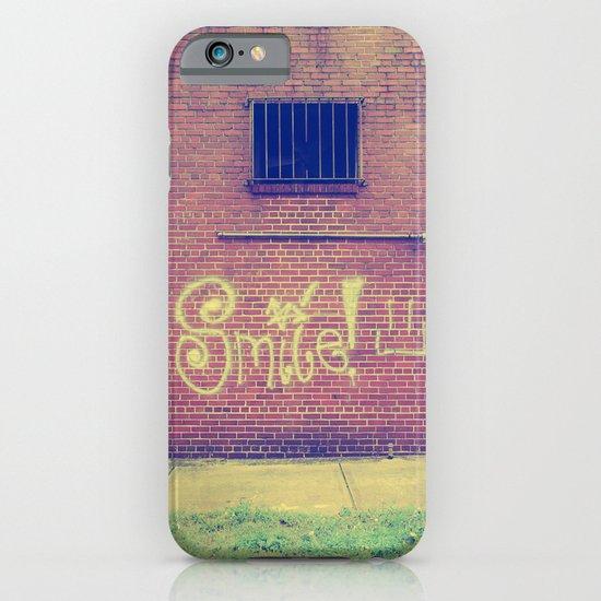 Smile! :) iPhone & iPod Case