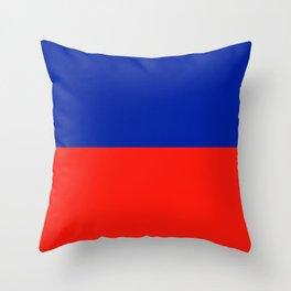 Semaphore E Throw Pillow
