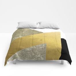 Modern Geometric 4 Comforters