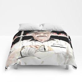 """The Big Lebowski """"Saddam"""" Comforters"""