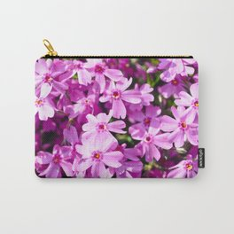 Fuchsia.  Carry-All Pouch