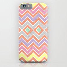 Aztec Tribal Chevron iPhone 6s Slim Case