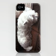 Dog Tired Slim Case iPhone (4, 4s)
