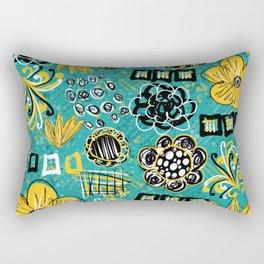 Untamed Rectangular Pillow