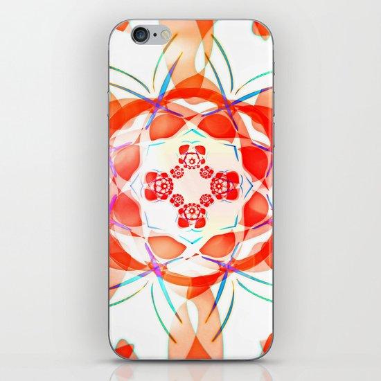 ANAPANASATI iPhone & iPod Skin
