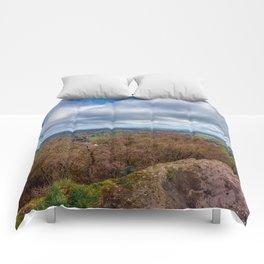 Alderly Edge panoramic Comforters