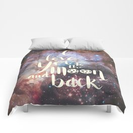 To the Moon Comforters