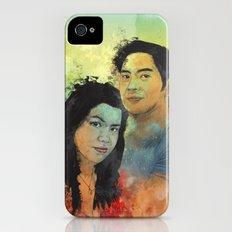 Gidget and Nino iPhone (4, 4s) Slim Case