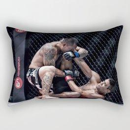 Lets kick it.. Rectangular Pillow