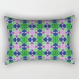Islamic star pattern Rectangular Pillow
