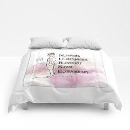 NURSE Comforters