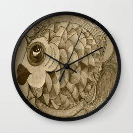 RITA B/W Wall Clock