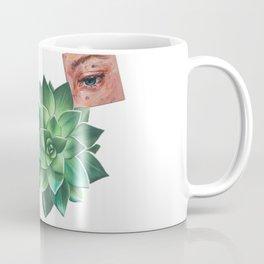Eye See Green Coffee Mug