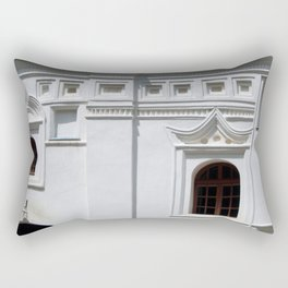 Architectural details and fragments of Ukrainian baroque in Chernigov Rectangular Pillow