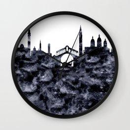 Venice Skyline Italy Wall Clock