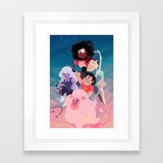 Steven Universe Framed Art Print
