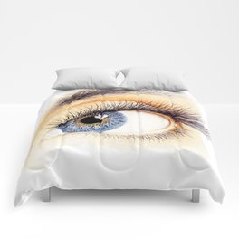 An eye Comforters