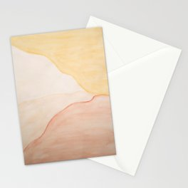 White Mountain Side Stationery Cards