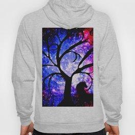 Stars Trees Moon Horse Hoody