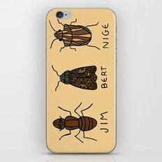 bugs. iPhone & iPod Skin
