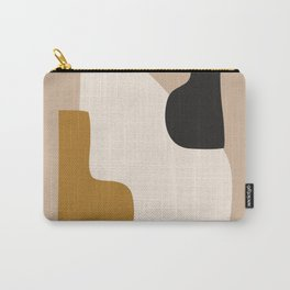 abstract minimal 16 Carry-All Pouch