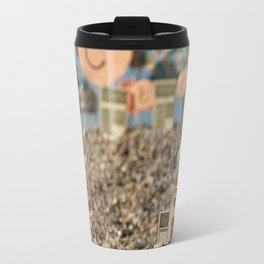 Clouds. Travel Mug