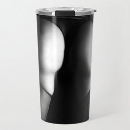dark behind Travel Mug