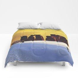 Viajes por el Desierto Comforters