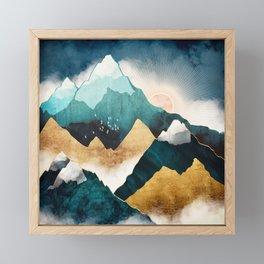 Daybreak Framed Mini Art Print