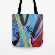 Drops III Tote Bag
