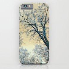 Trees nature infrared landscape iPhone 6 Slim Case
