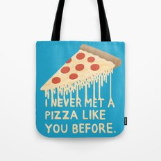 Sweet Pizza Tote Bag
