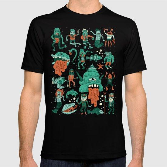 Wow! Creatures!  T-shirt