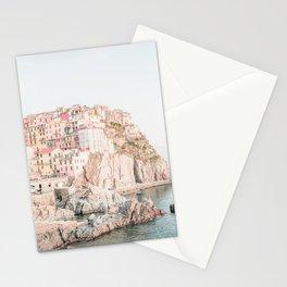 Positano, Italy Amalfi Coast Romantic Photography Stationery Cards