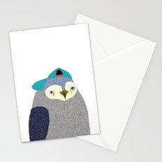 Penguin Dude, penguin art, penguin illustration, penguin, penguin print, Stationery Cards