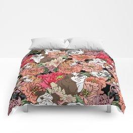 Because English Bulldog Comforters