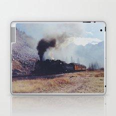 Mountain Train Laptop & iPad Skin