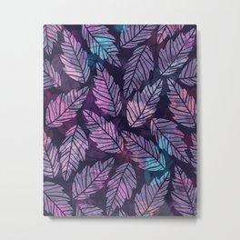 Colorful leaves II Metal Print
