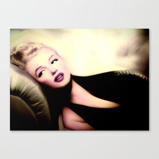 BEAUTIFUL MARILYN Canvas Print
