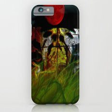 Tiger In the Night Under the Blood Moon Slim Case iPhone 6s
