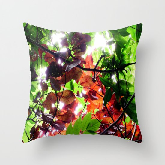 Enchanted Throw Pillow