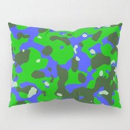 Abstract organic pattern 8 Pillow Sham