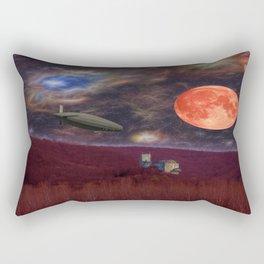 Nightflyer Rectangular Pillow