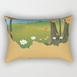Czech republic Rectangular Pillow