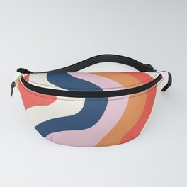 moab, canyon stripes Fanny Pack