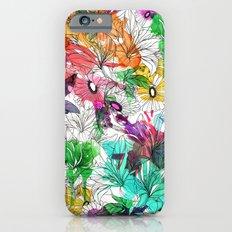 Flowers.. iPhone 6s Slim Case