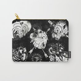 Mix - B&W Carry-All Pouch